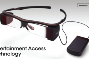 Sony Access Glasses