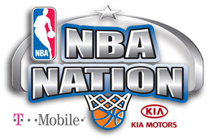 The NBA Nation tour kickoff was held in Phoenix, AZ on May 1st and 2nd.