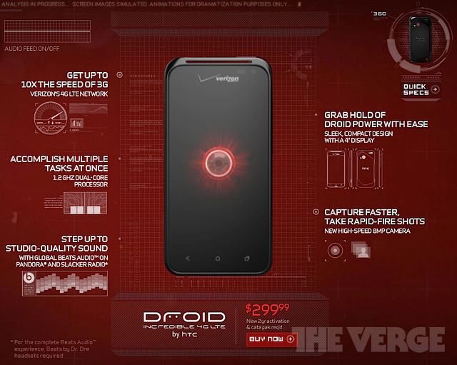 Gallery Photo: HTC Droid Incredible 4G LTE for Verizon's leaked 'Droid Does' page