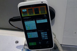 AT&amp;T HTC One X demo unit (ANDROID CENTRAL)