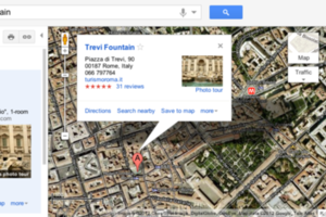 Google Maps Photo Tours