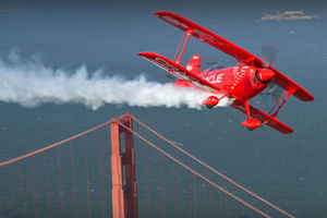 Oracle plane smoking
