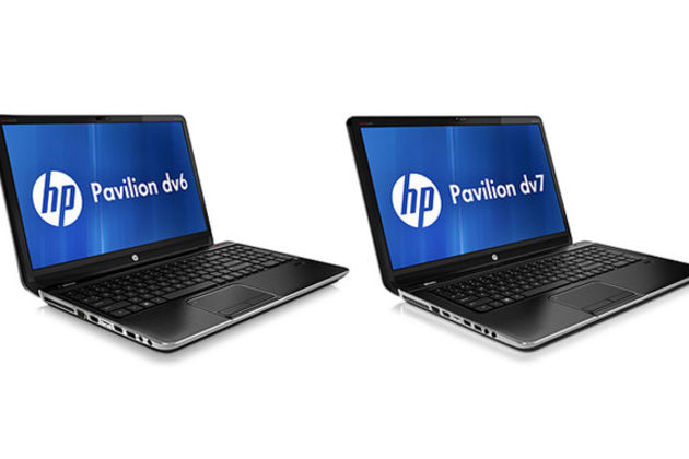 HP Pavillion dv6 ad dv7 series