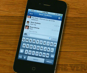 Facebook Messenger iOS 1.7