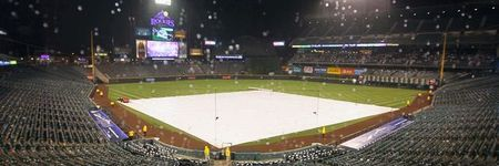 CDC agents place Coors Field under quarantine lockdown to investigate reports of a plague emanating from the mound.