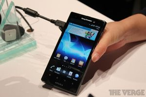 Gallery Photo: Xperia ion hands on pictures
