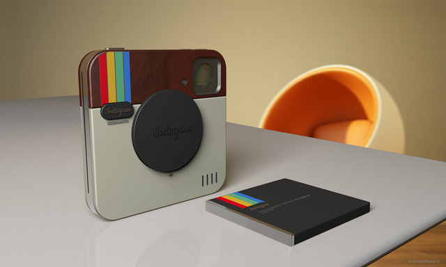 Socialmatic Instagram camera