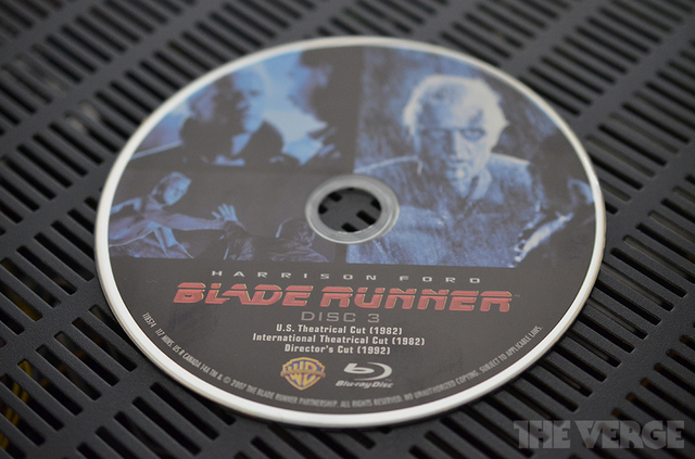 Blade Runner DVD