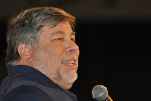 Steve Wozniak image from Flickr