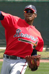 Julio Teheran is good. Really, really, really good.