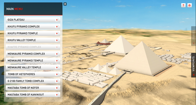 Giza 3D