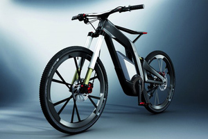 Audi e-bike concept