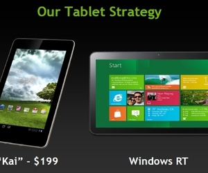 Nvidia Kai $199 tablet platform stock