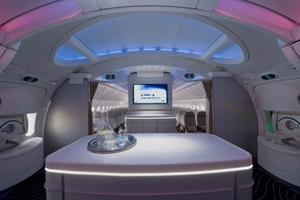 Boeing 787 Dreamliner Interior 1020x680