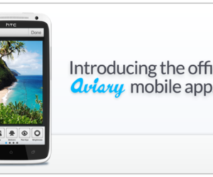 Aviary mobile app