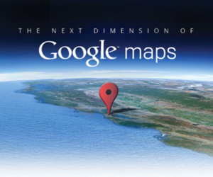Google Maps invite
