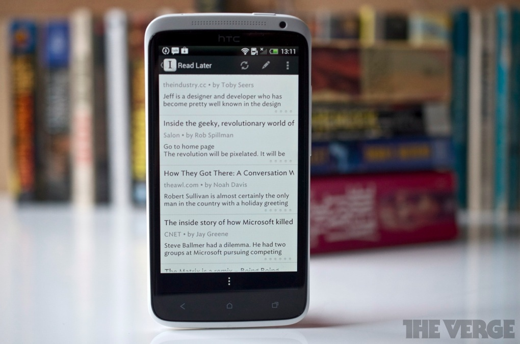 Exclusive: Instapaper for Android launches (hands-on)