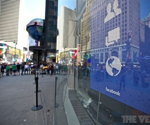 Facebook Nasdaq NYC Stock