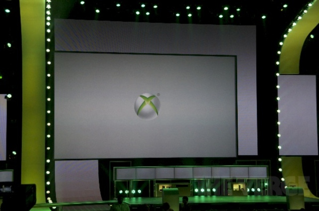 Microsoft E3 live video stream