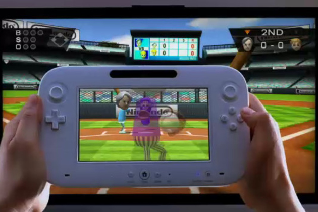 Gallery Photo: Wii U revealed at Nintendo's pre-E3 press conference