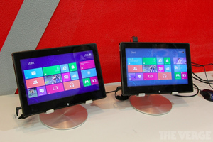 Gallery Photo: Windows RT on Texas Instruments' OMAP 4 reference design: hands-on pictures