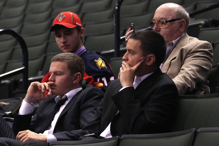 Draft prospects wait anxiously