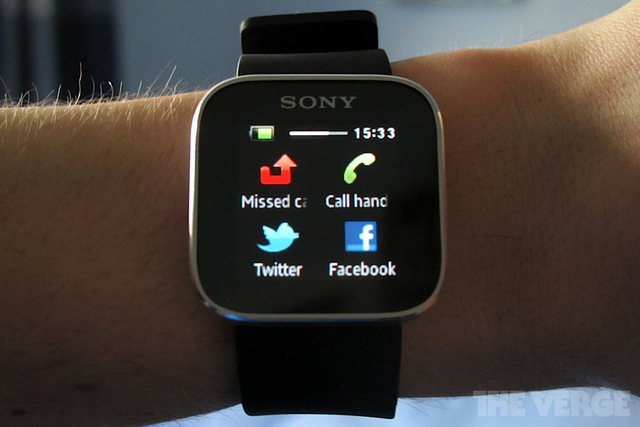 Sony SmartWatch now available at Verizon Wireless for $149 ...
