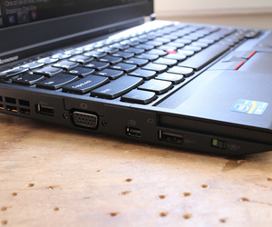 Gallery Photo: Lenovo ThinkPad X230 review pictures
