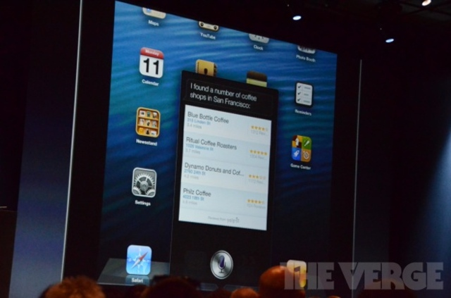 Siri for iPad