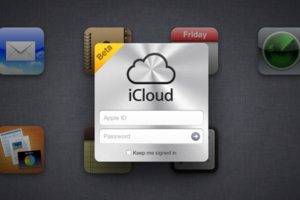 iCloud Beta screenshot