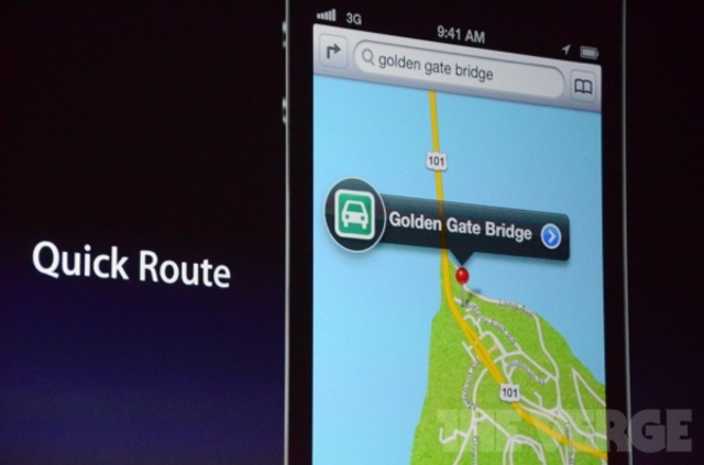 Gallery Photo: iOS 6 Maps liveblog photos