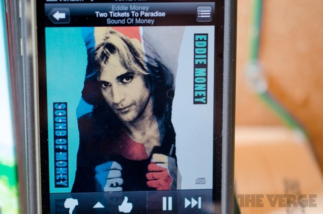 Eddie Money Pandora 1020