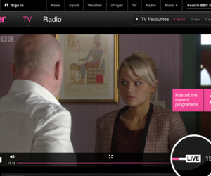 BBC iPlayer Live Restart