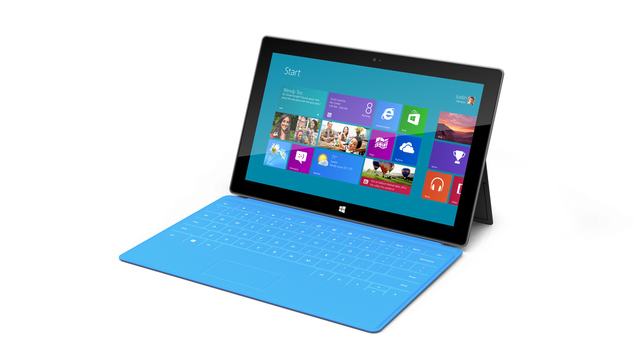 Gallery Photo: Microsoft Surface tablet press photos