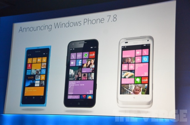 WP 7.8 supposedly RTM?