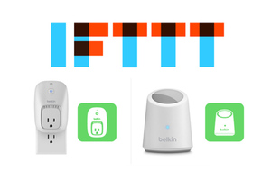 IFTTT Logo n WeMo