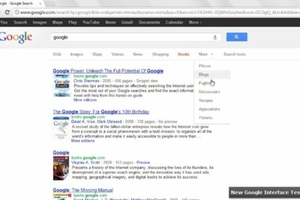 New Google UI Tecno-News Rumor