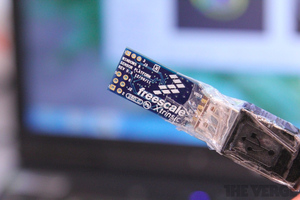 Gallery Photo: Freescale Xtrinsic 12-axis sensor platform hands-on pictures