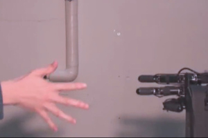 rock paper scissors robot