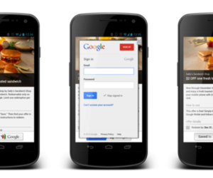 Google Wallet save to wallet