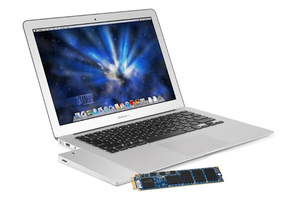 owc macbook air aura ssd