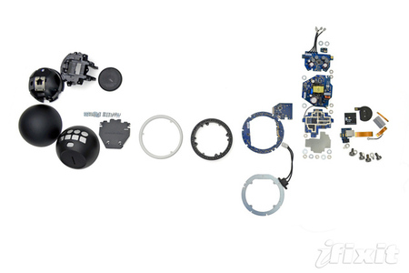 nexus q teardown (ifixit)