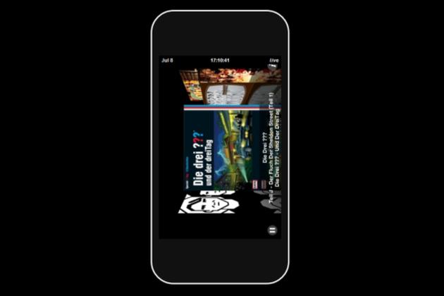 Osterhoff iPhone Live