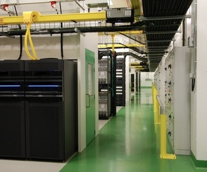 Microsoft Server Farm