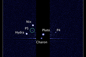 Pluto fifth moon