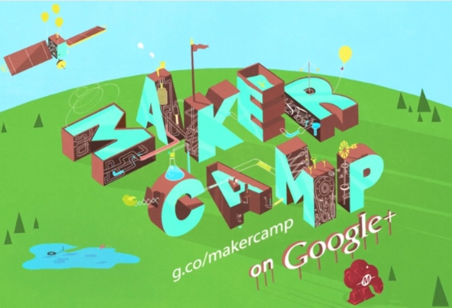 Google+ Maker Camp