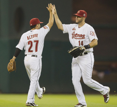Jose Altuve and J.D. Martinez were once under the radar prospects.