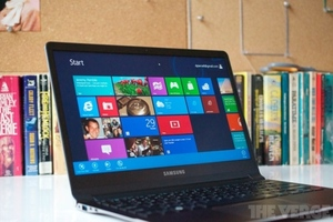 Samsung Series 9 Windows 8 Release Preview
