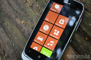 Nokia Lumia 610 review software