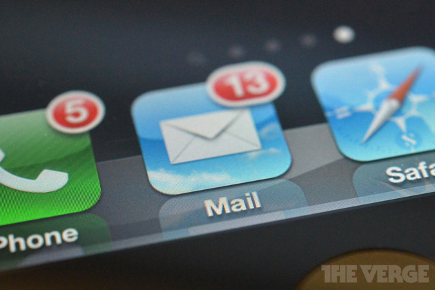 iOS mail icon 1020
